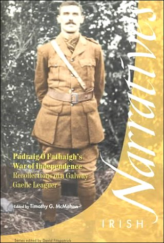 P�draig � Fathaigh's War of Independence Recollections of a Galway Gaelic Leaguer  2000 9781859181454 Front Cover