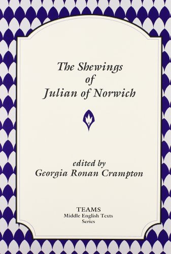Shewings of Julian of Norwich   1994 edition cover