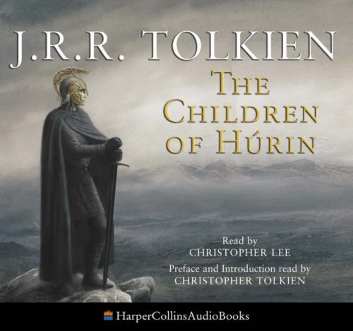 The Children of Hurin:  2007 edition cover