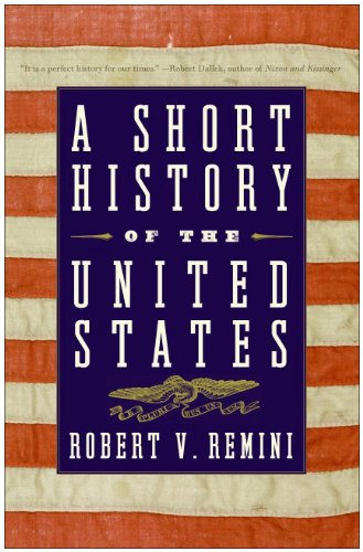 Short History of the United States From the Arrival of Native American Tribes to the Obama Presidency  2008 edition cover