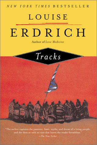 Tracks  Reprint 9780060972455 Front Cover