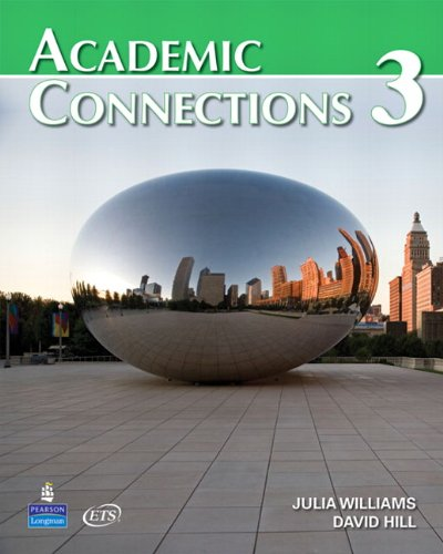 Academic Connections   2008 (Student Manual, Study Guide, etc.) edition cover