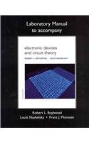 Lab Manual for Electronic Devices and Circuit Theory  11th 2013 edition cover