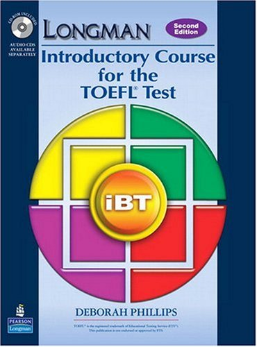 Longman Introductory Course for the TOEFL� Test - iBT  2nd 2009 9780137135455 Front Cover