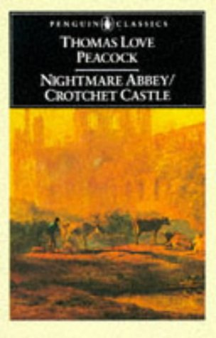 Nightmare Abbey and Crotchet Castle   1969 edition cover