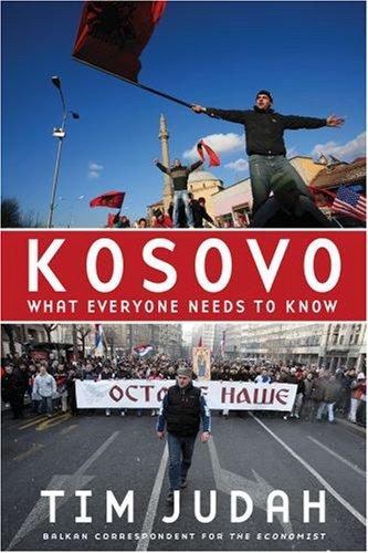 Kosovo   2008 edition cover