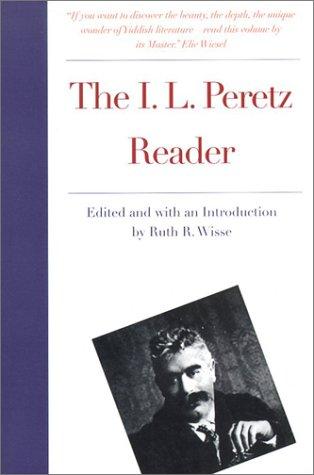 I. L. Peretz Reader   2002 edition cover