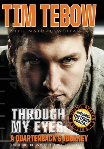 Through My Eyes A Quarterback's Journey  2011 edition cover