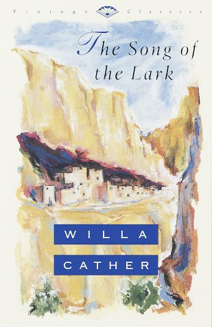 Song of the Lark   1999 edition cover