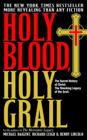 Holy Blood, Holy Grail   1983 edition cover