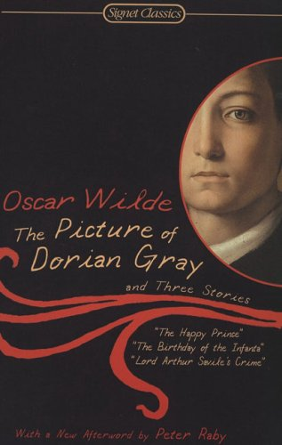 Picture of Dorian Gray and Three Stories   2007 9780451530455 Front Cover
