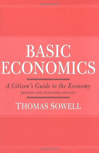 Basic Economics A Citizen's Guide to the Economy  2004 (Revised) edition cover