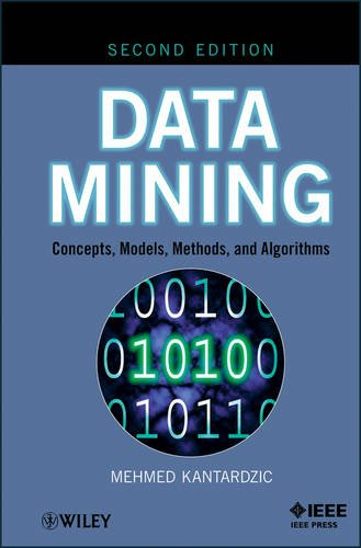 Data Mining Concepts, Models, Methods, and Algorithms 2nd 2011 9780470890455 Front Cover