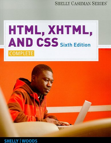 HTML, XHTML, and CSS  6th 2011 9780538747455 Front Cover