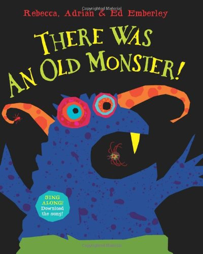 There Was an Old Monster!   2009 edition cover