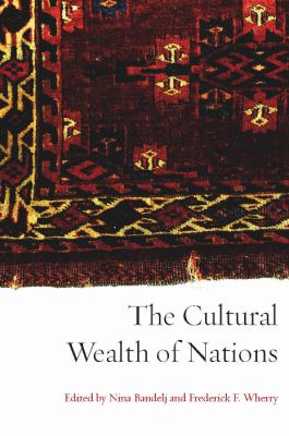 Cultural Wealth of Nations   2011 edition cover