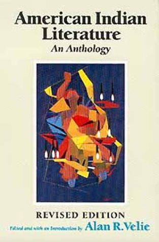 American Indian Literature An Anthology 2nd 1991 (Revised) edition cover
