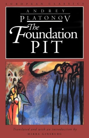 Foundation Pit   1994 edition cover