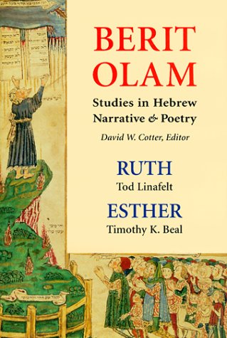 Ruth and Esther   1999 edition cover
