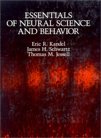 Essentials of Neural Science and Behavior   1995 edition cover