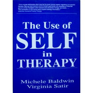 Use of Self in Therapy   1987 9780866565455 Front Cover