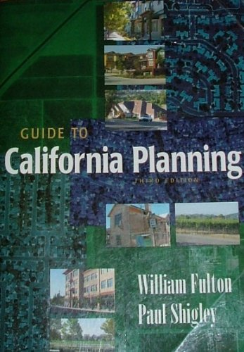 Guide to California Planning  3rd 2005 edition cover