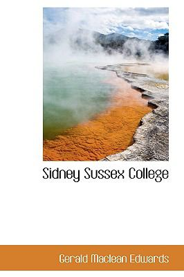 Sidney Sussex College:   2009 edition cover