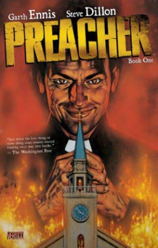 Preacher  N/A edition cover