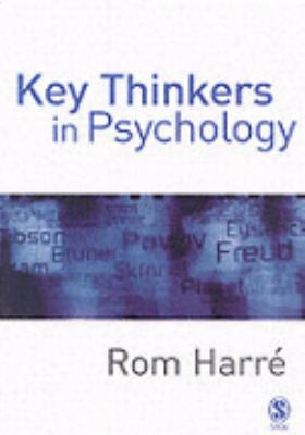 Key Thinkers in Psychology   2006 edition cover