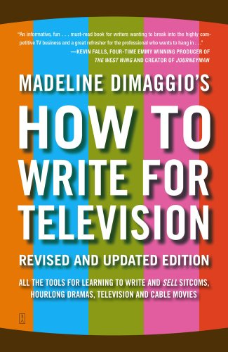 How to Write for Television   2008 (Revised) edition cover