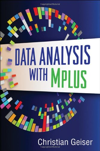 Data Analysis with Mplus   2013 edition cover