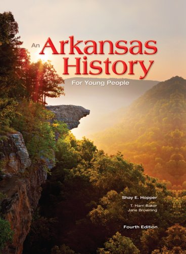 Arkansas History for Young People  4th edition cover