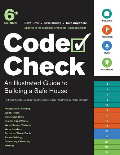 Code Check An Illustrated Guide to Building a Safe House 6th edition cover
