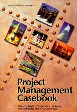 Project Management Casebook 1st edition cover