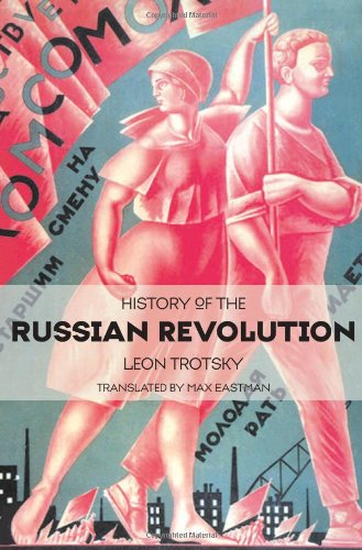 History of the Russian Revolution   2007 edition cover