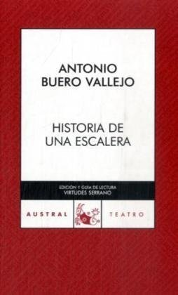 Historia de una Escalera   2006 edition cover