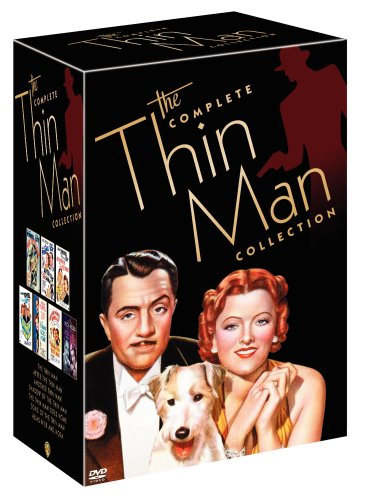 The Complete Thin Man Collection (The Thin Man / After the Thin Man / Another Thin Man / Shadow of the Thin Man / The Thin Man Goes Home / Song of the Thin Man / Alias Nick and Nora) System.Collections.Generic.List`1[System.String] artwork