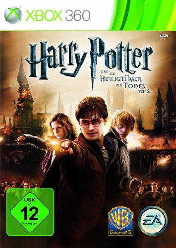 Harry Potter und die Heiligtümer des Todes - Teil 2 Xbox 360 artwork