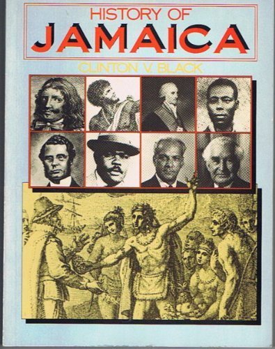 History of Jamaica   1983 edition cover