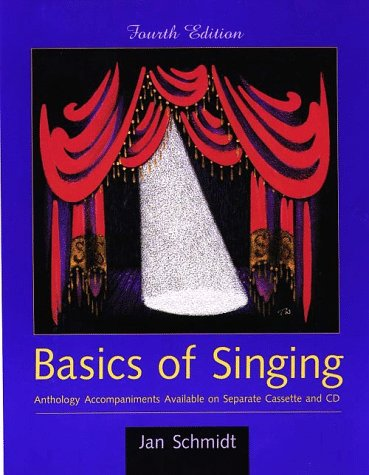 Basics of Singing  4th 1998 edition cover