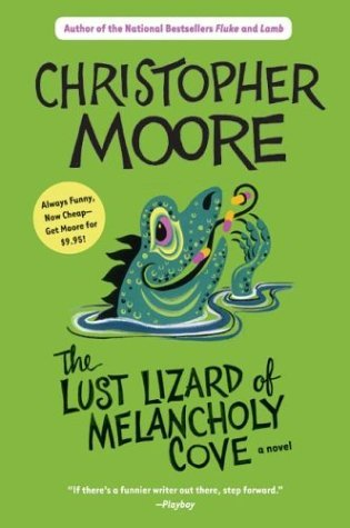 Lust Lizard of Melancholy Cove  N/A edition cover