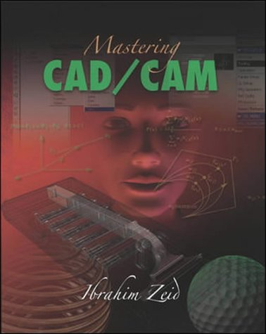 Mastering CAD/CAM   2005 edition cover