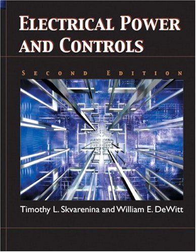 Electrical Power and Controls  2nd 2005 edition cover
