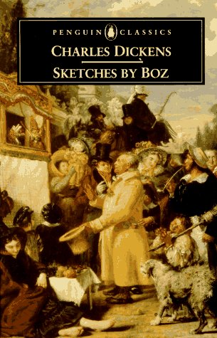 Sketches by Boz   1995 9780140433456 Front Cover