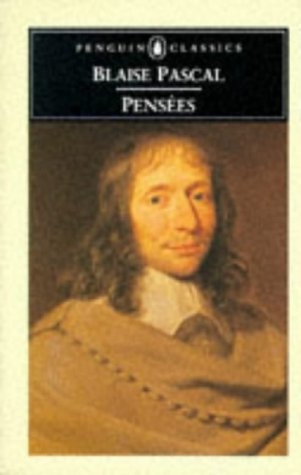 Pensees  2nd 2003 (Revised) edition cover