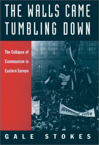 Walls Came Tumbling Down The Collapse of Communism in Eastern Europe  1993 (Reprint) edition cover