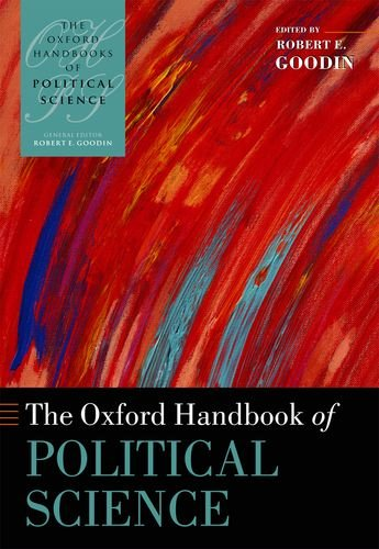 Oxford Handbook of Political Science   2011 edition cover