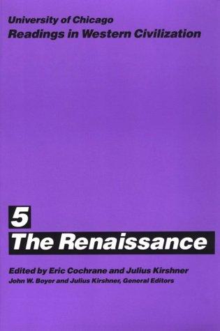 Renaissance   1986 (Reprint) edition cover