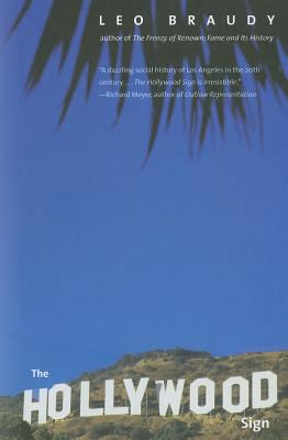 Hollywood Sign Fantasy and Reality of an American Icon  2012 edition cover