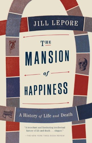 Mansion of Happiness A History of Life and Death N/A edition cover